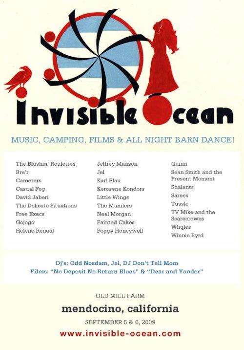 invisible ocean